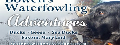 Bowen's Waterfowling Adventures Overview
